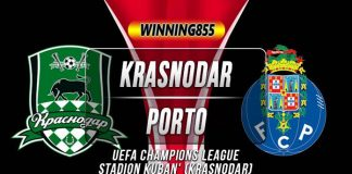 Prediksi Krasnodar vs Porto