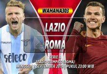 Prediksi Lazio vs Roma 01 September 2019