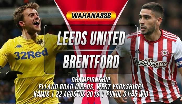 Prediksi Leeds United vs Brentford
