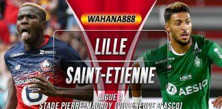 Prediksi Lille vs Saint Etienne