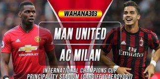 Prediksi Manchester United vs AC Milan