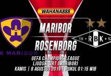 Prediksi Maribor vs Rosenborg