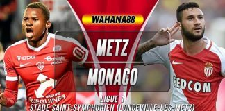 Prediksi Metz vs Monaco