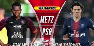 Prediksi Metz vs PSG