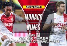 Prediksi Monaco vs Nimes