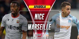 Prediksi Nice vs Marseille