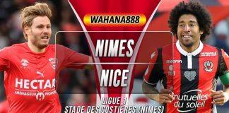Prediksi Nimes vs Nice