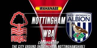 Prediksi Nottingham Forest vs WBA