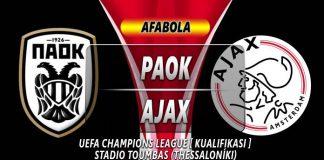 Prediksi PAOK vs Ajax
