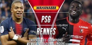 Prediksi PSG vs Rennes