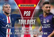 Prediksi PSG vs Toulouse
