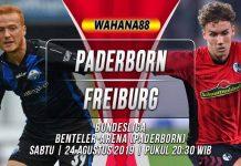 Prediksi Paderborn vs Freiburg