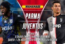 Prediksi Parma vs Juventus