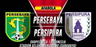 Prediksi Persebaya Surabaya vs Persipura