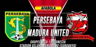 Prediksi Persebaya vs Madura United