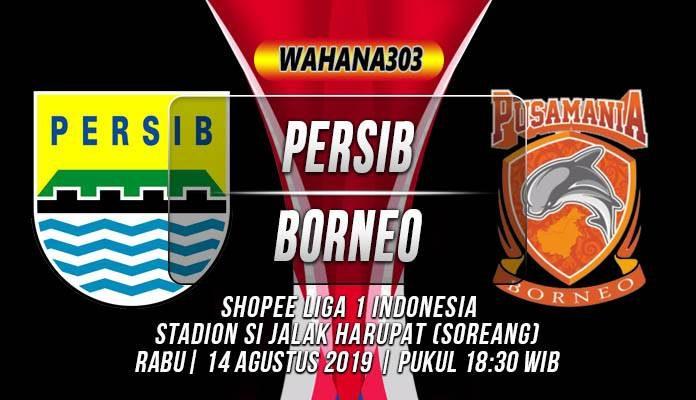 Prediksi Persib vs Borneo