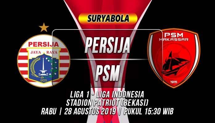 Prediksi Persija vs PSM
