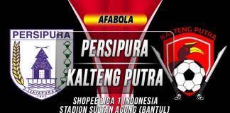 Prediksi Persipura vs Kalteng Putra