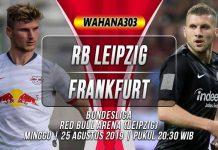 Prediksi RB Leipzig vs Eintracht Frankfurt