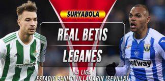Prediksi Real Betis vs Leganes