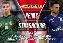 Prediksi Reims vs Strasbourg