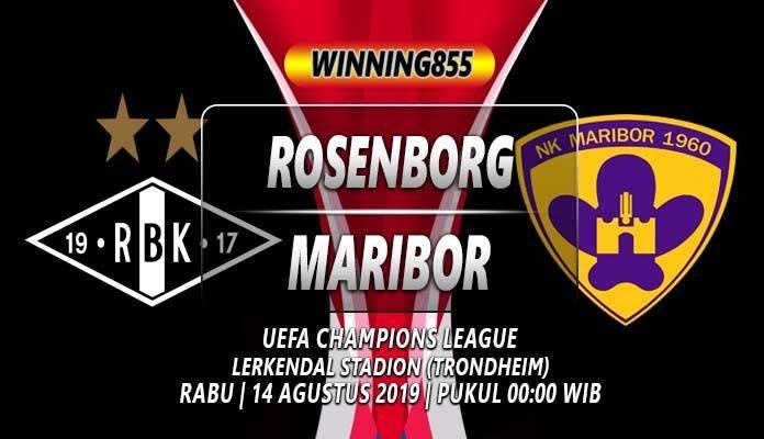 Prediksi Rosenborg vs Maribor