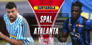 Prediksi SPAL vs Atalanta