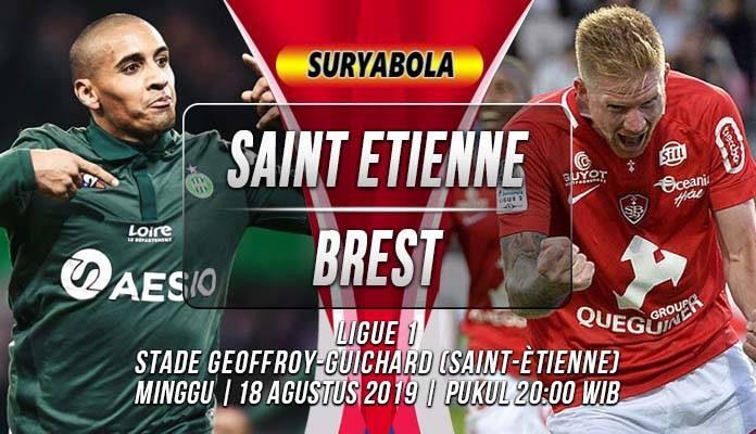 Prediksi Saint Etienne vs Brest
