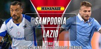 Prediksi Sampdoria vs Lazio