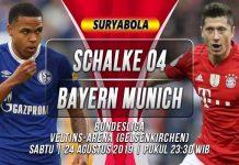 Prediksi Schalke vs Bayern Munchen