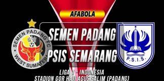 Prediksi Semen Padang vs PSIS Semarang