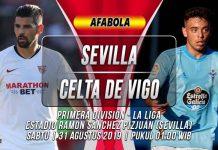 Prediksi Sevilla vs Celta Vigo