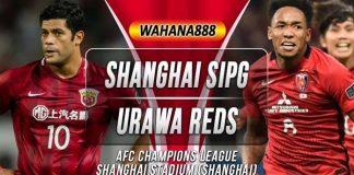 Prediksi Shanghai SIPG vs Urawa Reds