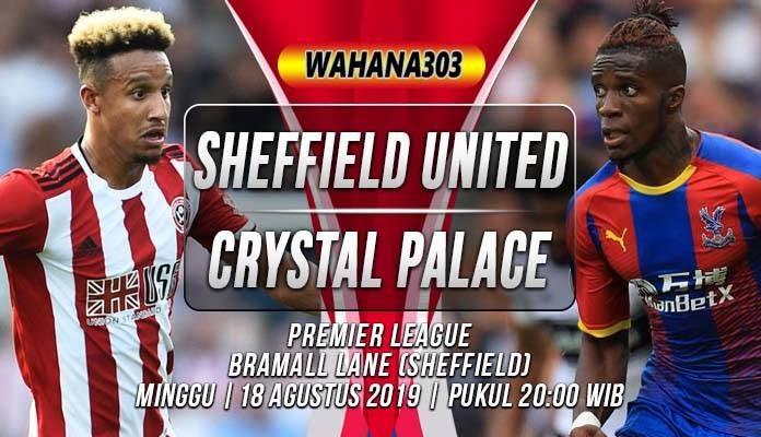 Prediksi Sheffield United vs Crystal Palace