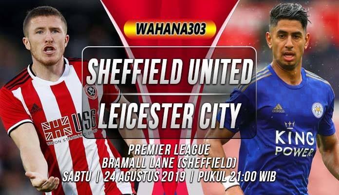Prediksi Sheffield United vs Leicester City
