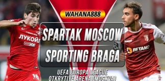 Prediksi Spartak Moscow vs Sporting Braga