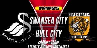 Prediksi Swansea vs Hull City