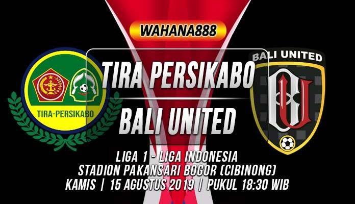 Prediksi TIRA Persikabo vs Bali United