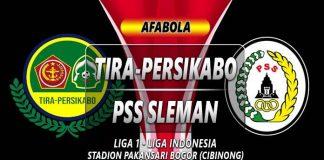 Prediksi TIRA Persikabo vs PSS Sleman