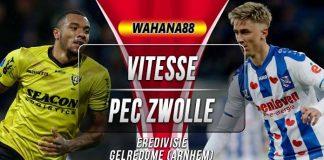 Prediksi Vitesse vs PEC Zwolle