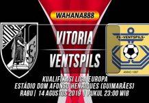 Prediksi Vitoria Guimaraes vs Ventspils