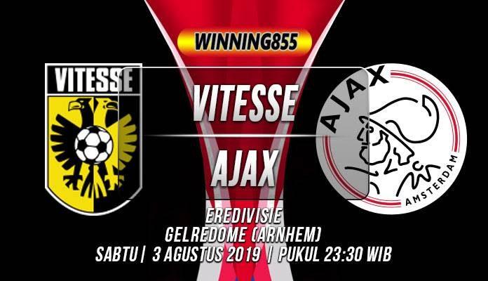 Prediksi Vitesse vs Ajax