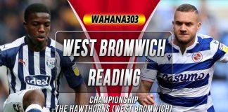 Prediksi WBA vs Reading