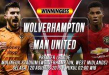 Prediksi Wolves vs Manchester United