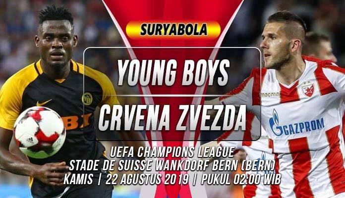 Prediksi Young Boys vs Crvena Zvezda