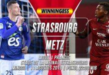 Prediski Strasbourg vs Metz
