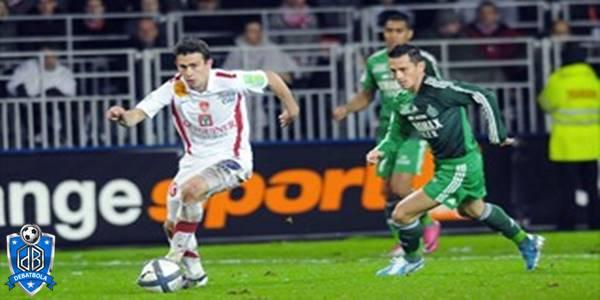 Saint Etienne vs Brest