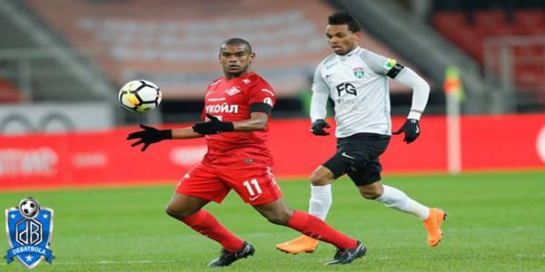 Spartak Moskow vs Thun
