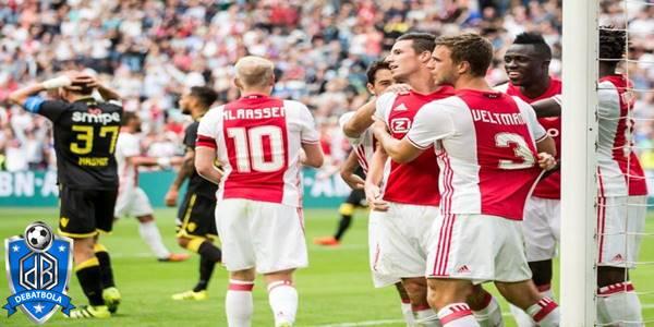 Vitesse vs Ajax