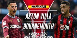 prediksi Aston Villa vs Bournemouth